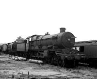 5018 (RF) Cransley iron Works, Kettering 24/05/64 LRF7961
