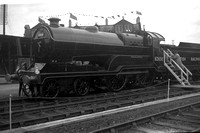 62658 Stephenson Memorial Exhibition, Chesterfield 1948
