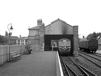 Aldeburgh station (2 views available) 5.8.59 AEB5068