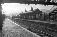 Abergavenny  Junction station (2 views available) 5.1.58. AEB2885