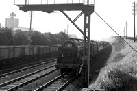 45526 (LF) tn Tring Cutting 30-8-58 MM697