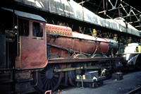 GHT3469 - UK BR Class Hall, 5900 at Didcot - 27-05-1973 - Builder Swindon 1931  - G H Taylor