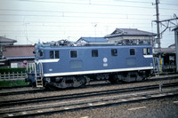 JMT19442 - Japan Chichibu   202 at Nr.Kumagaya - 12-04-1998 - At shed  - John Tolson