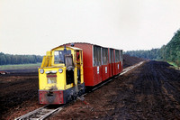 JMT23790 - Poland Industrial Class LS-600,  at Jozefowo - 05-09-2001 - HolLas peat works Ry. On ADL special  - John Tolson