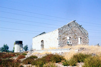 JMT28222 - Israel HR   at Beit She'an - 19-10-2004 - Old station building  - John Tolson