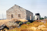 JMT28224 - Israel HR   at Beit She'an - 19-10-2004 - Old station building  - John Tolson