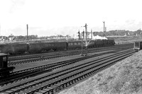 92023 (RR) arriving at Hurlford with test train from Carlisle 18.10.55 WS536