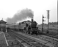 42087 6.10 Vic-Uckfield, Selsdon 30/8/55 RCR6621