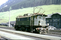 BW366 - Austria oBB Class 1245, 1245.52 at Vordernberg - 29-09-1973 - Brian Walker