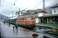 BW354 - Austria oBB Class 4061, 4061 22 at Jenbach - 27-09-1973 - Brian Walker