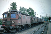 JMT3830 - Sweden SJ Class Da, 924 at Kil - 01-09-1979 - With 536  - John Tolson