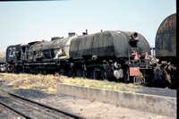 JMT8772 - Zambia ZR Class 20A, 752 at Livingstone - 05-08-1993 - Derelict at shed  - Builder BP 7817-1958  - John Tolson