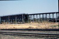 JMT8771 - Zambia ZR   at Livingstone - 05-08-1993 - Coaling stage at shed  - John Tolson