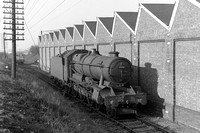 GS2  1010 (RF) outside stock shed Swindon Works