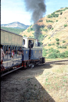 BW1163 - India CR Class ML, 738 at Neral to Matheran - 10-11-1975 - From train en route  - Builder OK 1766-1905  - Brian Walker